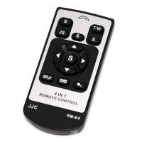 JJC RM-E4 Universal IR Remote Shutter for ML-L3 and RC-6