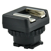JJC MSA-MIS Standard shoe Adapter Converter for Sony Multi Interface Shoe