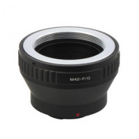 Leinox M42 to Pentax Q adapter