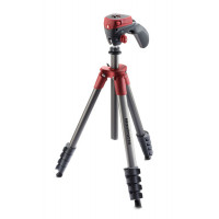 Manfrotto Compact Action κόκκινο - MKCOMPACTACN-RD
