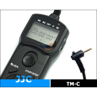 JJC TM-C Timer Remote Control for Canon RS-60E3