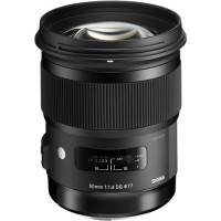 Sigma 50mm f/1.4 DG HSM Art Lens for Nikon -Εκθεσιακός