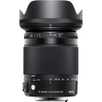 Sigma 18-300mm f/3.5-6.3 DC MACRO OS HSM (C) for Canon [886101]