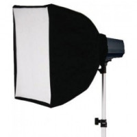 Leinox 40x40cm Softbox για Studio Flash