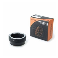 Hassebland lens to Nikon Camera adapter