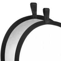 oem - IRiSfot Reflector silver/white, 60cm