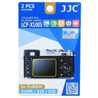 JJC LCP-X100S Scratch-resistant Screen Protector for Fujifilm X100S/X20/X10