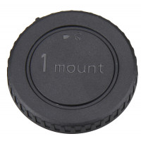 JJC L-R13R Body Cap for Nikon 1 Camera mount