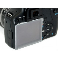 JJC LC-500D Hard LCD Protector Cover for Canon 450D/500D/1000D