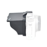 "JJC LCD Hood 3.0"" Hot shoe Clip"