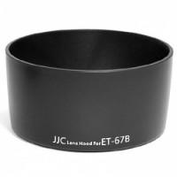 JJC LH-67B Για Canon ET-67B for Canon EF-S 60mm, 100mm f/2.8 Macro