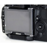 JJC LN-D5000 Hard LCD Protector Cover for Nikon D5000