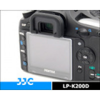 JJC LP-K200D Hard LCD Protector Cover for Pentax K200D