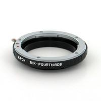 Kipon Adapter Nikon lens to 4/3 mount cameras