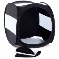 Leinox Pop-Up Light Tent Cube 60x60 Black