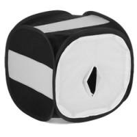Leinox Pop-Up Light Tent Cube 60x60 Black