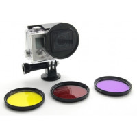 NEOPine FILTER RING ADAPTER NPB-04 for GoPro Hero3+