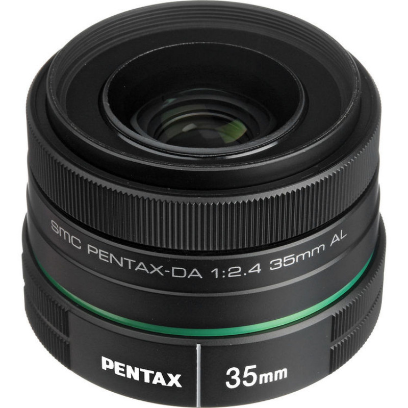 Pentax 35mm DA L F2.4 AL Lens [21987]