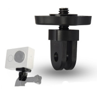 "Replacement Adapter for GoPro Mount to universal 1/4"" Camera mount"