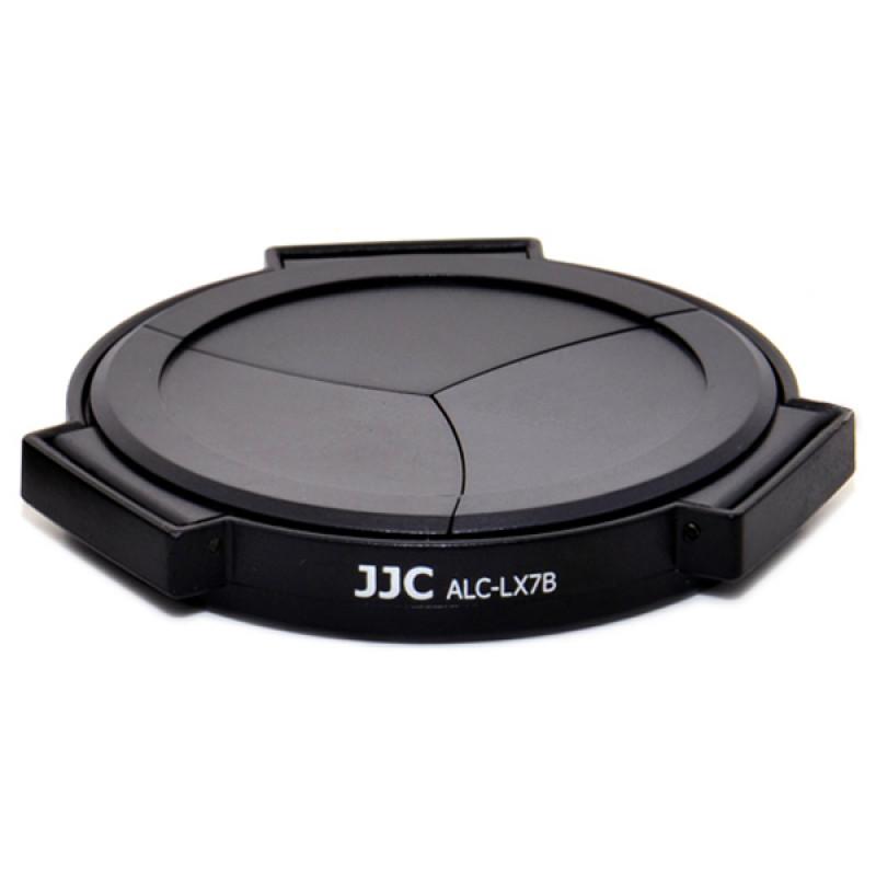 JJC ALC-LX7B  Lens Cap Auto For PANASONIC LX6 & LX7