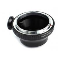 Leinox Canon FD lens to Pentax Q adapter