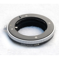 Leinox Contax G lens to Micro 4/3 adapter