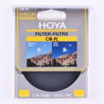 Hoya Circular Polarizing CPL 62mm