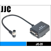 JJC JC-35 GPS Adapter Cord for Nikon ( MC-35 )