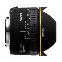 Sigma EX 15mm f/2,8 DG Diagonal-Fisheye for Sony Alpha [476205]