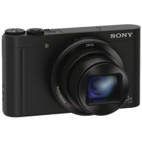 Sony Cybershot DSC-WX500 Black
