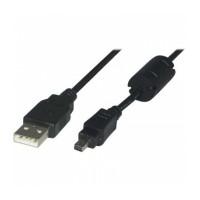 OEM Καλώδιο USB 2.0 για Fuji 4pin 1.8m [CABLE-291]