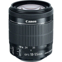 Canon EF-S 18-55mm f/3.5-5.6 IS STM [8114B002] (Bulk)