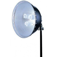 Linkstar Daylight Lamp FLS-40N3 3X28W + Reflector 40cm + Light Stand 2μ [564170]