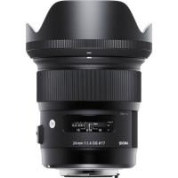 Sigma 24mm f/1.4 DG HSM Art Lens for Canon EF [401-101] – Mε έκπτωση 80€
