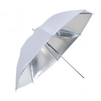 Leinox Ομπρέλα White/Silver 84cm