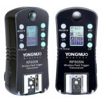 Yongnuo RF-605N - Flash Trigger για μηχανές Nikon