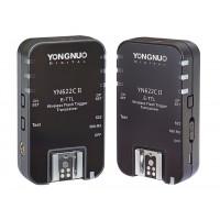 Yongnuo YN-622C II - Σετ E-TTL ραδιοσυχνοτήτων για μηχανές Canon