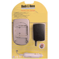 Bach & Boss double side charger for JVC batteries [P2060]