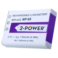 Μπαταρία 2-Power για Fujifilm NP-95 [DBI9561A]