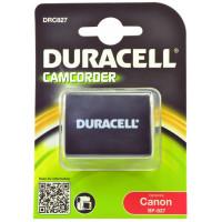 Duracell Μπαταρία συμβατή με Canon BP-827 [DRC827]