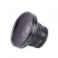 Leinox 37mm 0.25x Fisheye + Macro