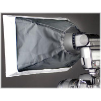 Interfit STR104 Strobies White Interior Softbox (20X30)