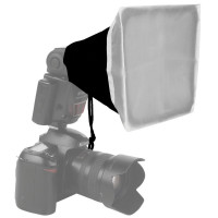 Walimex Universal Softbox 15x20cm for Flashes