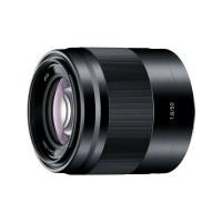 Sony Lens E-mount 50mm f/1.8 OSS Black [SEL50F18B] (Cashback -30,00€)
