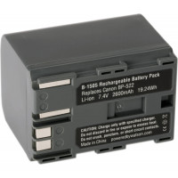 Replacement battery for Canon BP-522