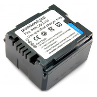 Replacement battery for Panasonic VW-VBG130
