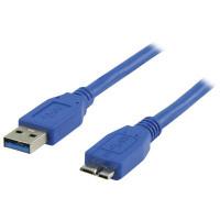 Valueline VLCP 61500 USB 3.0 καλώδιο 0,50m