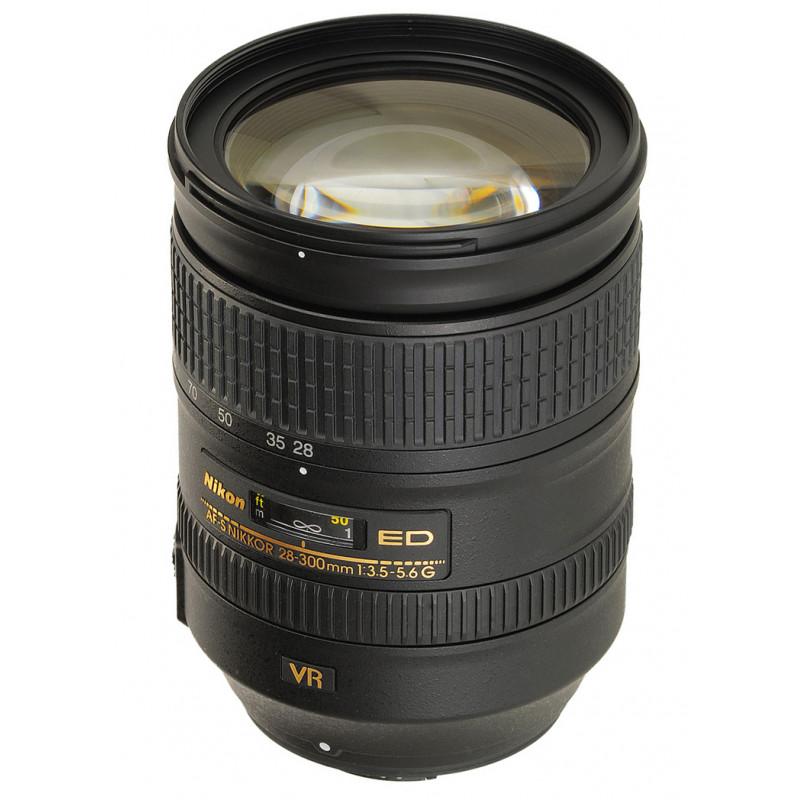 Nikon AF-S Nikkor 28-300mm f/3.5-5.6G ED VR - Used