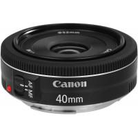 Canon EF 40mm f/2.8 STM (Cashback για Φοιτητές  -20€)