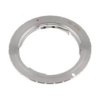 Leinox Contax G lens to micro 4/3 Camera adapter